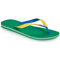 Chaussures Homme Tongs Havaianas BRASIL MIX Vert