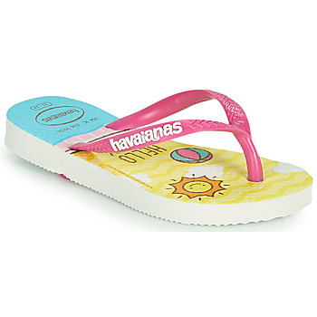 Havaianas Enfant Tongs   Kids Slim Hello...