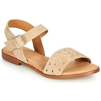 Chaussures Femme Sandales et Nu-pieds MTNG 51062 Beige