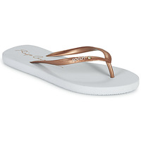 Chaussures Femme Tongs Rip Curl SCRIPT WAVE Blanc