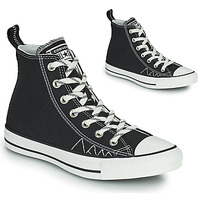 Chaussures Baskets montantes Converse CHUCK TAYLOR HI Black