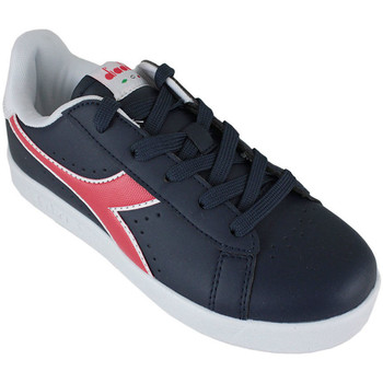 Chaussures Baskets mode Diadora game p gs c8594 Noir