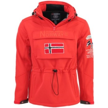 Vêtements Homme Sweats Geographical Norway Softshell Homme Target Rouge