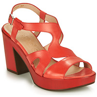 Chaussures Femme Sandales et Nu-pieds Wonders PAROTI Rouge