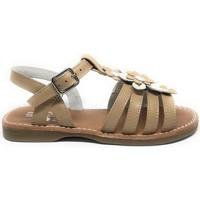 Chaussures Fille Sandales et Nu-pieds D'bébé 24526-18 Marron