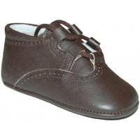 Chaussures Boots Colores 24577 Chocolate Marron