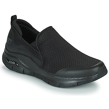 Chaussures Homme Baskets basses Skechers ARCH FIT BANLIN Black