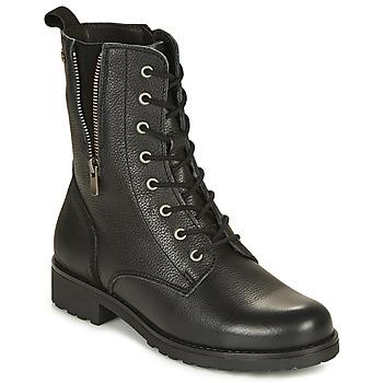 Chaussures Femme Boots TBS PEYTONE Noir