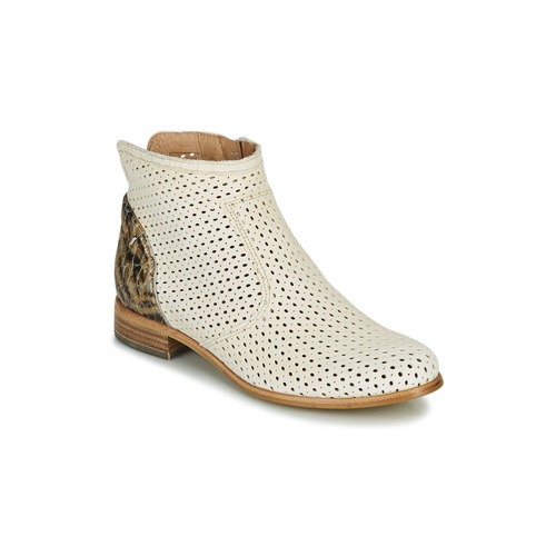 Chaussures Femme Boots Muratti REBAIS Ivoire