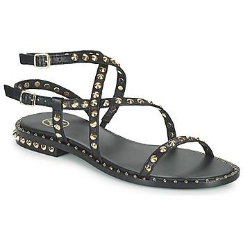 Chaussures Femme Sandales et Nu-pieds Ash PETRA Noir