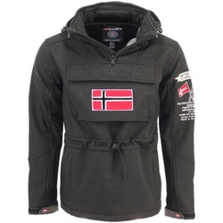 Vêtements Homme Sweats Geographical Norway Softshell Homme Target Noir
