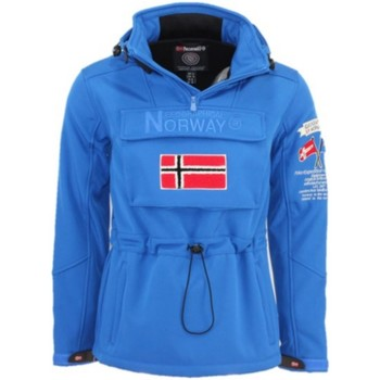 Vêtements Homme Sweats Geographical Norway Softshell Homme Target Bleu