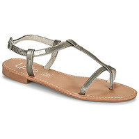 Chaussures Femme Sandales et Nu-pieds Les Petites Bombes BULLE Gris