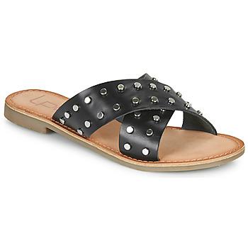 Chaussures Femme Mules Les Petites Bombes BELMA Noir