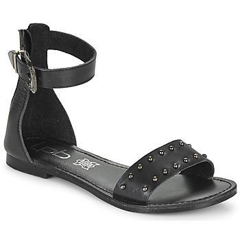 Chaussures Femme Sandales et Nu-pieds Les Petites Bombes BRANKA Noir