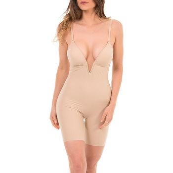 Sous-vêtements Femme Produits gainants Selmark Body panty effet lipo Curves Peau