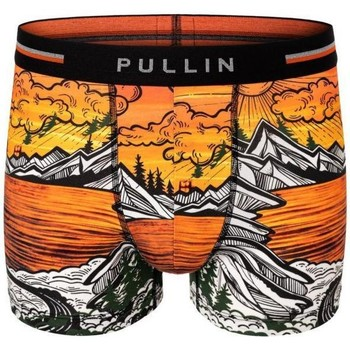 Sous-vêtements Homme Boxers Pullin GOLDENHOUR orange