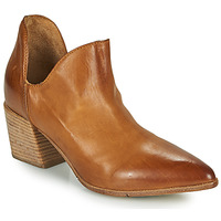 Chaussures Femme Low boots Moma OSTUMI Marron
