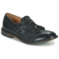Chaussures Homme Mocassins Moma NORTH-CAPE Noir