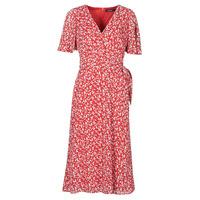 Vêtements Femme Robes longues Lauren Ralph Lauren ABEL Rouge