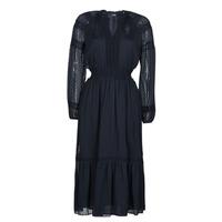 Vêtements Femme Robes longues Lauren Ralph Lauren JAIRA Bleu