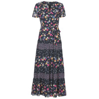 Vêtements Femme Robes longues Lauren Ralph Lauren TIGRAN Multicolore