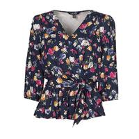 Vêtements Femme T-shirts manches courtes Lauren Ralph Lauren SHIANETA Multicolore