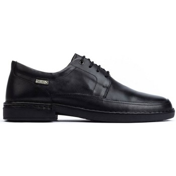 Chaussures Homme Derbies & Richelieu Pikolinos CHAUSSURES  BERMEO M0M-4255 NOIR