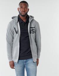 Vêtements Homme Sweats Vans VANS CLASSIC ZIP HOODIE Cement Heather/Black