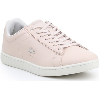 Chaussures Femme Baskets basses Lacoste Carnaby Evo 417 1 SPW 7-34SPW001315J różowy