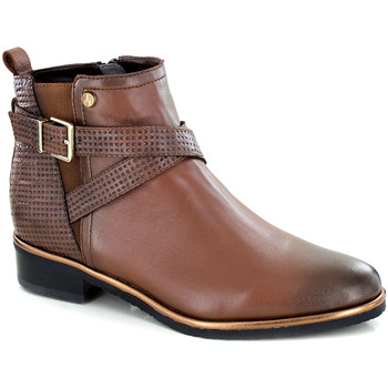 Chaussures Femme Boots Fugitive RILO GOLD