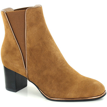 Chaussures Femme Boots Fugitive DALLY GOLD