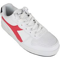 Chaussures Baskets basses Diadora playground gs c0673 Rouge