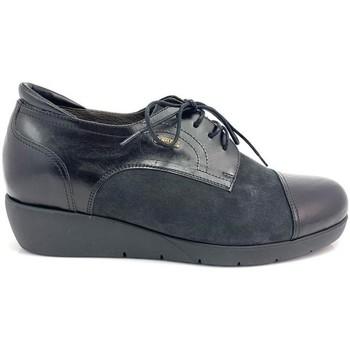 Chaussures Plaju PIEL-SERRAJE NEGRO