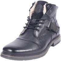 Chaussures Homme Bottes de neige Bugatti Vandal Ii Noir
