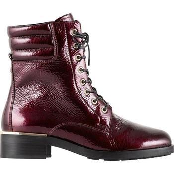 Chaussures Femme Bottines Högl Meilleur garçon Bordo Rouge