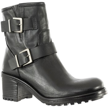 Chaussures Femme Bottines E-cow roxanne crest noir