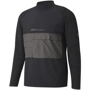 Vêtements Homme T-shirts manches longues Puma Maillot  BMW Noir