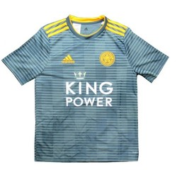 Vêtements T-shirts manches courtes adidas Originals Lcfc A Jsy Y Gris