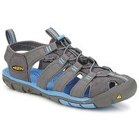 Chaussures Femme Sandales sport Keen CLEARWATER CNX W Gris / Bleu
