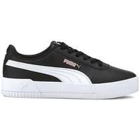 Chaussures Enfant Baskets basses Puma Carina L JR Noir