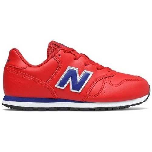 New Balance 373 Rouge - Chaussures Baskets basses Enfant 63,03 €