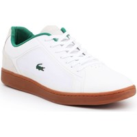 Chaussures Homme Baskets basses Lacoste Endliner 116 Blanc