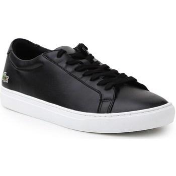 Chaussures Homme Baskets basses Lacoste L1212 116 1 Cam Noir