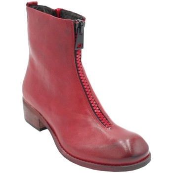 Chaussures Femme Bottines Angela Calzature AANGC4922rosso rosso