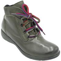 Chaussures Femme Boots Angela Calzature AANGC604vd verde