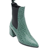 Chaussures Femme Bottines Angela Calzature AANGC727002vr verde