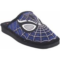 Chaussures Homme Chaussons Gema Garcia Go home gentleman  2306-6 bleu Bleu