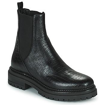 Chaussures Femme Boots Minelli LAMINA Noir