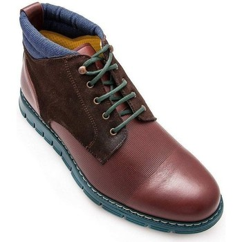 Chaussures Homme Baskets basses Zerimar LIMERENCIA Marron
